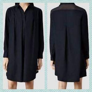 Allsaints Lana Shirt Dress